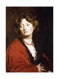Anita Giclee Print by Sir William		 Orpen