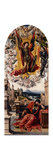 Moses Parting the Red Sea in the Presence of Saint Michael Premium Giclee Print by Bernard van		 Orley