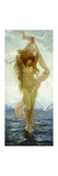 The Birth of Venus Premium Giclee Print by Robert		 Fowler