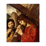 Christ Carrying the Cross Giclee Print by Marco		 Palmezzano