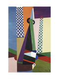 Composition Geometrique Giclee Print by Georges		 Valmier