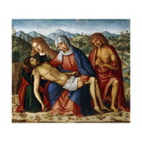 The Pieta Giclee Print by Giovanni di Niccolo		 Mansueti