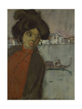 Inez on the Zattere Posters by Walter Richard Sickert
