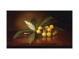 Tropical Plums Posters by Martin Johnson Heade