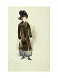 Aunt Ellen Giclee Print by Charles Demuth