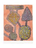 Growing Weapons Prints by Paul Klee