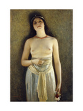 The Odalisque Giclee Print by Max		 Nonnenbruch