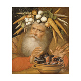 The Four Seasons Giclee Print by (follower of) Abraham	 Janssens