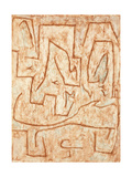 Latomie Giclee Print by Paul Klee