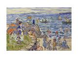 Massachusetts Beach Scene Prints by Maurice Brazil Prendergast
