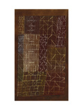 Curtain Prints by Paul Klee