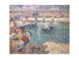 Dieppe Print by Gustave Loiseau