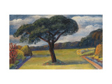 Hautbois, Norfolk Giclee Print by Mark		 Gertler