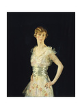 Portrait of Gardenia Giclee Print by Sir William		 Orpen