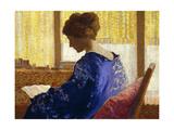 Silhouette Giclee Print by Perham Wilhelm Nahl