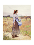 Fresh Gleanings Giclee Print by Charles Sprague		 Pearce