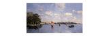 A Venetian View Premium Giclee Print by Rico y Ortega Martin