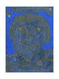 Young Man on the Eve Print by Paul Klee
