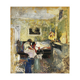 The Green Room Giclee Print by Edouard		 Vuillard