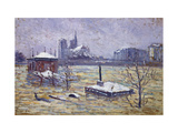 The Flood Prints by Maximilien Luce