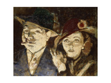 Jack and Jill Prints by Walter Richard		 Sickert