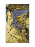 Nudes Prints by Anders Leonard		 Zorn