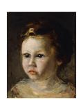 Portrait of Pierre Sisley Lámina giclée por Pierre-Auguste Renoir