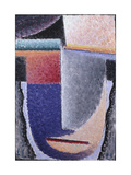 Big Head Prints by Alexej Von Jawlensky
