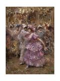 The Masquerade Ball Art by Vincenzo Migliaro