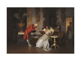 The Suitor Giclee Print by Francesco Beda