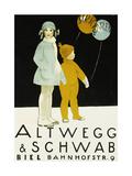 Altwegg and Schwab Prints by Emil Cardinaux