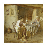 The Letter Prints by Walter		 Langley