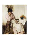Distant Thoughts Giclee Print by Walter		 Langley