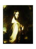 A Lady with a Shawl Giclee Print by Esther Paris-Persennet