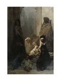 La Siesta- Souvenir d'Espagne Prints by Gustave Dore