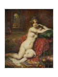 Hors Concours Femme d'Orient Giclee Print by Adrien Henri Tanoux