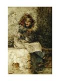 A Dear Friend Giclee Print by Vincenzo Irolli