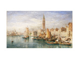 Venice Giclee Print by Edward Angelo Goodall
