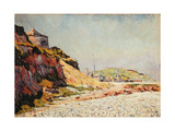 Port-en Bessin, the 14 of July Giclee Print by Paul		 Signac