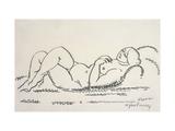 Female Nude Posters by Alexej Von Jawlensky