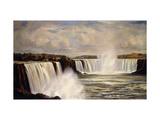Niagara Falls Giclee Print by John Wilson