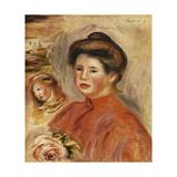 Portrait of Gabrielle Prints by Pierre-Auguste Renoir