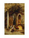 Bethlehem Prints by Herman David Salomon Corrodi