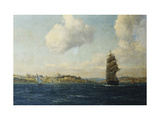 A View of Constantinople Giclee Print by Michael Zeno		 Diemer