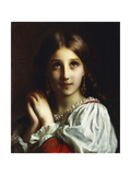 Wishful Thinking Giclee Print by Etienne Adolphe Piot