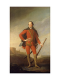 Portrait of Charles, 5th Earl of Elgin and 9th Earl of Kincardine Giclee Print by Allan Ramsay