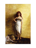 A Slave Girl Giclee Print by Kitty		 Fornier