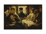 Travelling Past 1760 'Your Money or Your Life' Giclee Print by Thomas Musgrave		 Joy