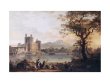 Caernarvon Castle Prints by Paul		 Sandby
