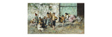 The Young Musicians Premium Giclee Print by Vincenzo		 Irolli